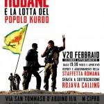 La resistenza di KOBANE e la lotta del popolo KURDO