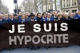 La marcia degli ipocriti